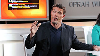 Tony Robbins Identifies 4 Types of Love