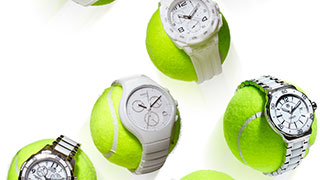 7 Sporty White Watches We Love