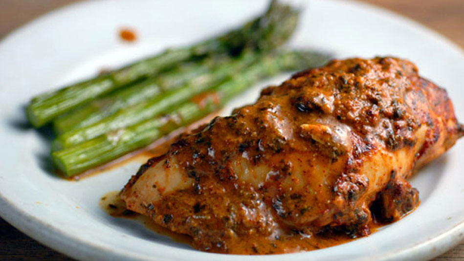 Mustard Lime Chicken Recipe