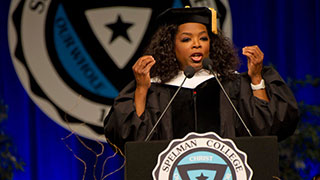 Oprah's Spelman College Commencement Address