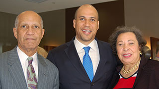 Mayor Cory Booker's Parents and Personal Life