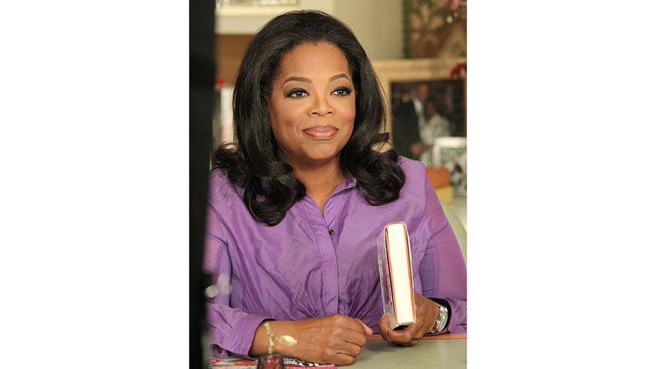 Oprah Announces Oprah's Book Club 2.0