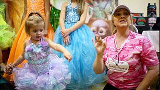 Sparkle Babies: Eden Wood's Pageant Class