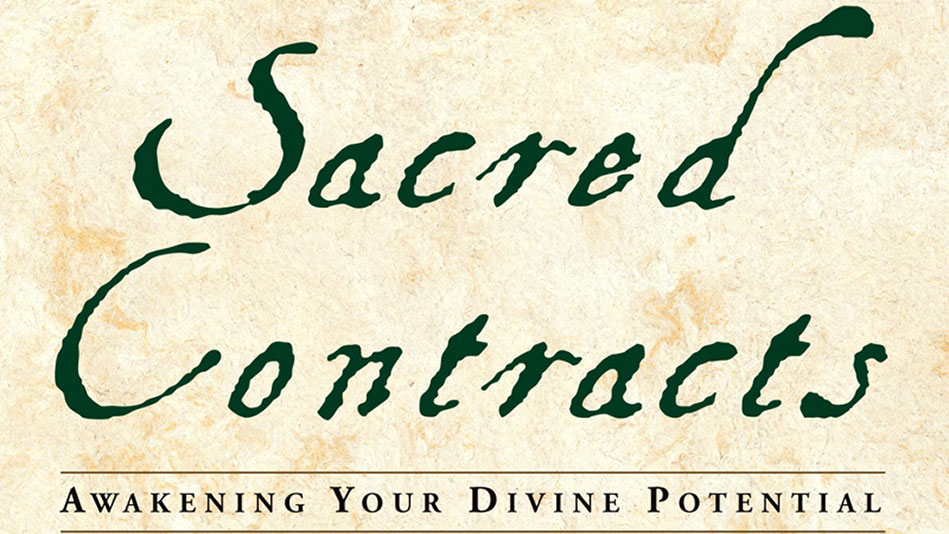 Book Excerpt Sacred Contracts By Caroline Myss
