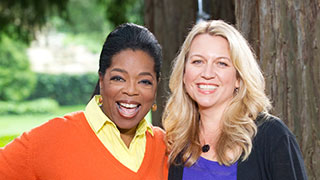Oprah Talks to Cheryl Strayed About Walking Her Way to Peace and Forgiveness