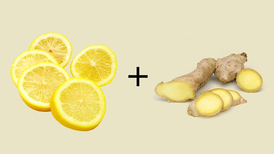 Ginger-Lemon Vodka Granita Recipe