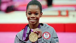 Oprah Winfrey Interviews Olympic Gold Medal Gymnast Gabby Douglas