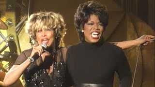 Moment #7: Why Oprah Hit the Road with Tina Turner