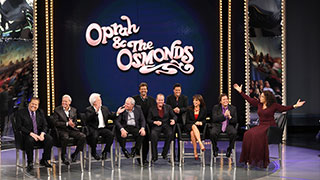 Moment #5: The Osmonds Honor Their Late Father on <i>The Oprah Show</i>