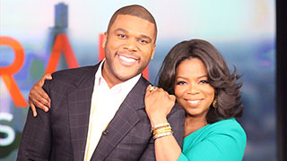 Oprah Strikes Exclusive Multi-Year Partnership with Tyler Perry
