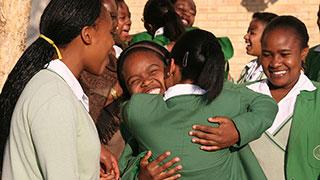 Meet the Oprah Winfrey Leadership Academy's Student President