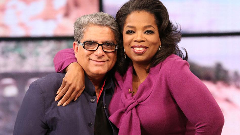 Deepak Chopra Oprah
