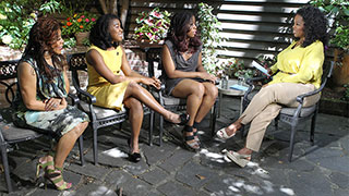 Nick Ashford's Daughters Remember Their Father