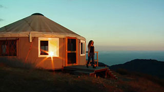 Sacred Spaces: Yoga Teacher Seane Corn's Pacific Coast Retreat