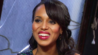 Exclusive Webisode: Kerry Washington's Aha! Moments