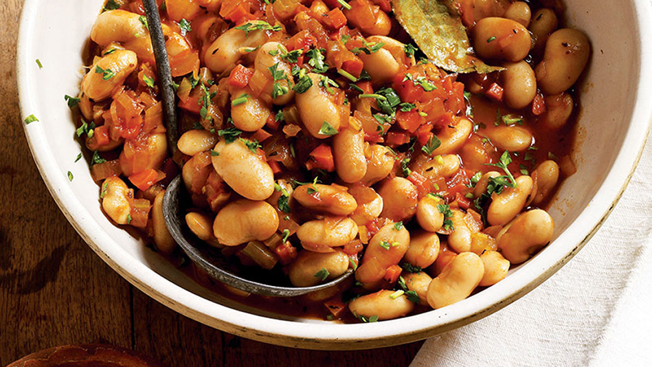 ... bean in beans and tomato sauce warm penne salad with white white beans
