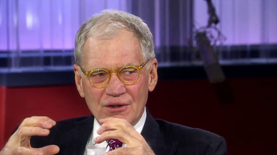 biography of david letterman and his struggles for joy Late-night talk show host david letterman went from tv weatherman to having  his own show on nbc then moving to cbs learn more at.