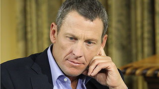 Lance Armstrong on Telling His Son the Truth