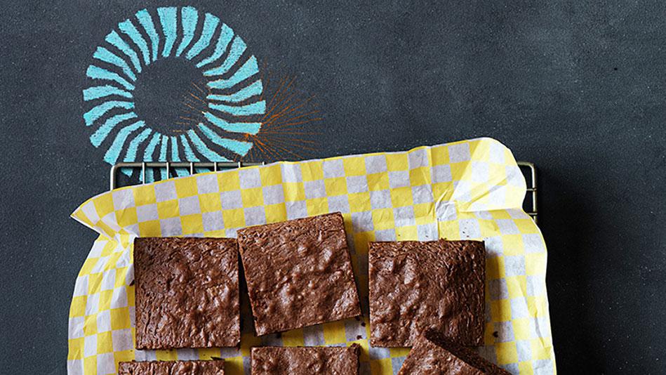 Chocolate Hazelnut Brownies Recipe