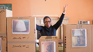 How Oprah Found Her Home Decorating Style