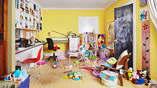 Organize Your Kids' Rooms in 2 Easy Steps