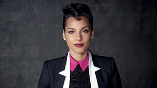 The Word Alicia Keys Banned from Her Vocabulary