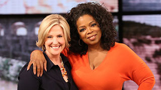 Oprah and Brené Brown, Parts 1 and 2
