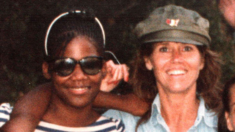 "Mary Williams on Being Invited to Live with Jane Fonda: ""She Threw Me a Lifeline"""