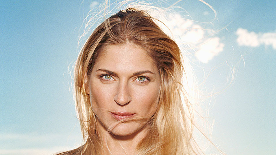 Think Like a Guy: Gabrielle Reece on the Great Gift of Getting Older