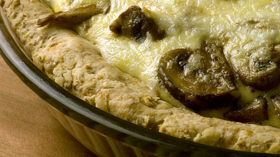 Butternut Squash and Mushroom Tart Recipe