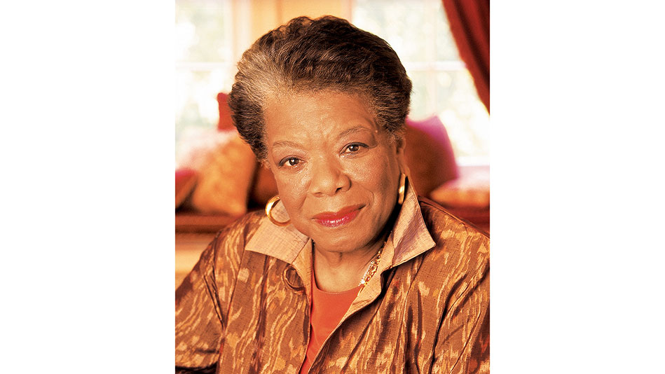 maya angelou video