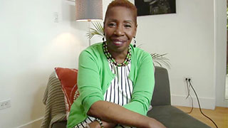 Exclusive Webisode: Iyanla Demonstrates a Healing Exercise