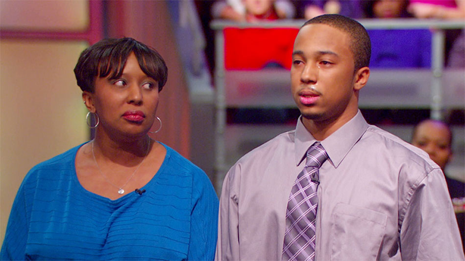 A Fatherless Son Opens Up to His Mother for the First Time