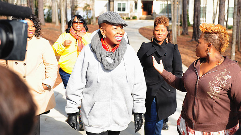 """The Pace Sisters- """"Iyanla Was Our LifeLine"""" 