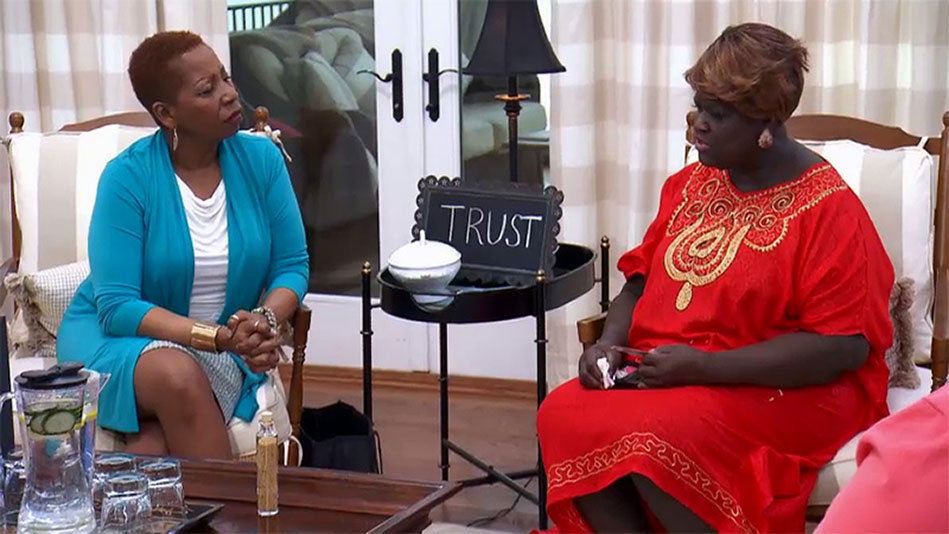 Why Iyanla Believes Secrets Are Killing the Pace Sisters ...