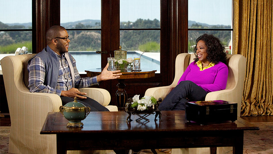 First Look: <i>Oprah's Next Chapter</i> with Tyler Perry