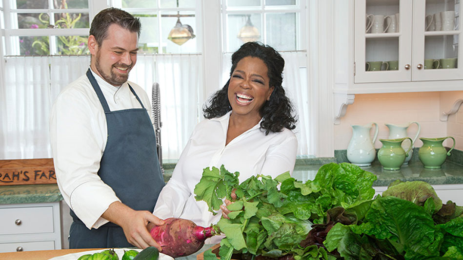 What Oprah Knows for Sure About Fresh Food