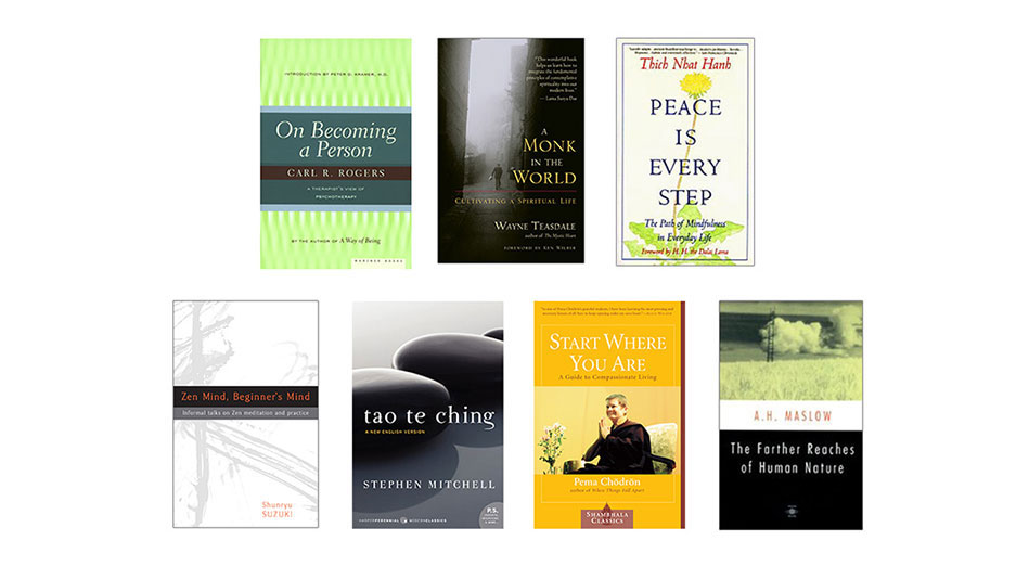 The 7 Books Every Spiritual Person Needs to Read