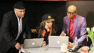 La Toya Writes a Song with RuPaul