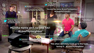 See What People are Saying About <i>Love Thy Neighbor</i>