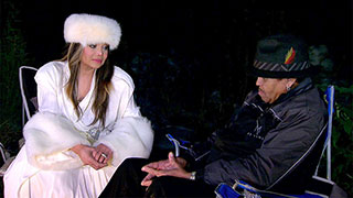 "La Toya to Joe Jackson: ""Can I Call You Dad?"""