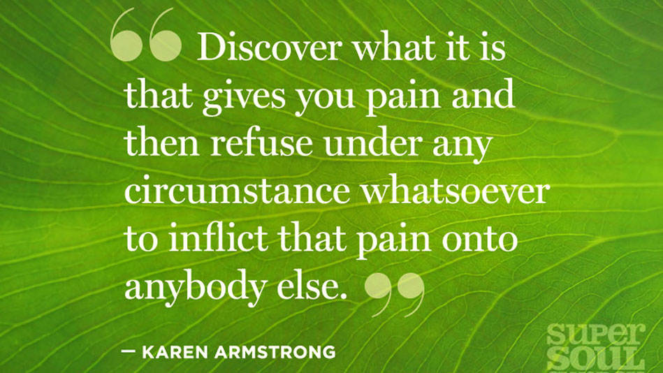 Finding Faith and Purpose: 6 Quotes from Karen Armstrong