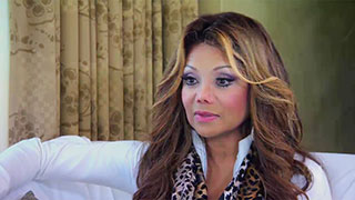 La Toya Reveals She Never Once Had Sex with Her Ex... but Is She a Virgin?