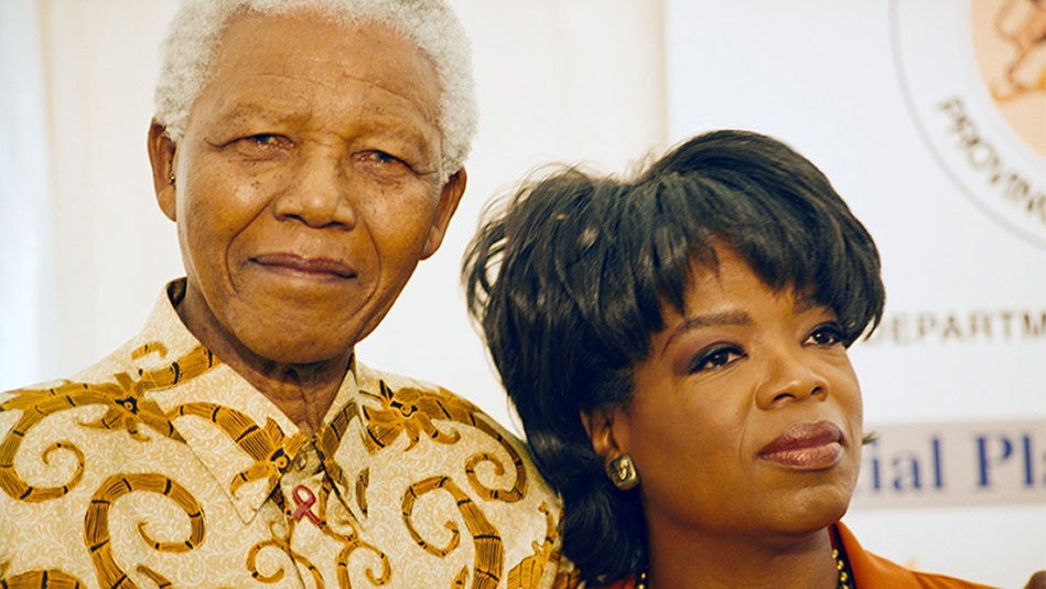 Top Remembering Nelson Mandela's Appearances on 'The Oprah Show' #TB71
