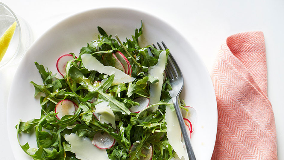 Arugula and Radish Salad Recipe