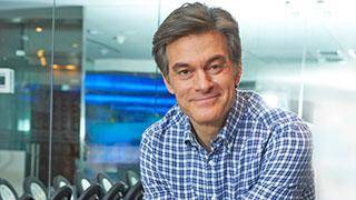 Dr. Oz's 7 Alternative Treatments for Chronic Pain