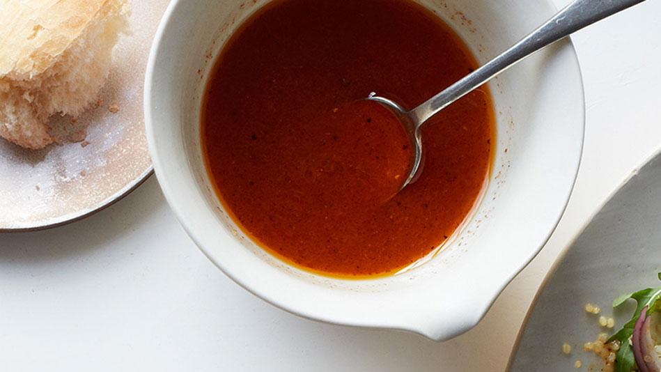 Spicy Citrus Dressing Recipe