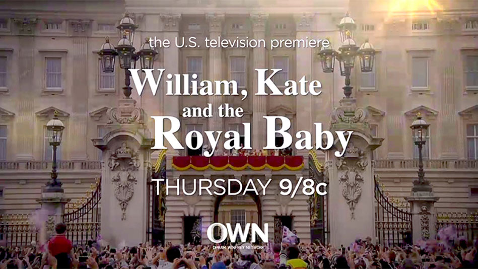 <i>William, Kate and the Royal Baby</i><br>Thursday, July 25th at 9/8c.