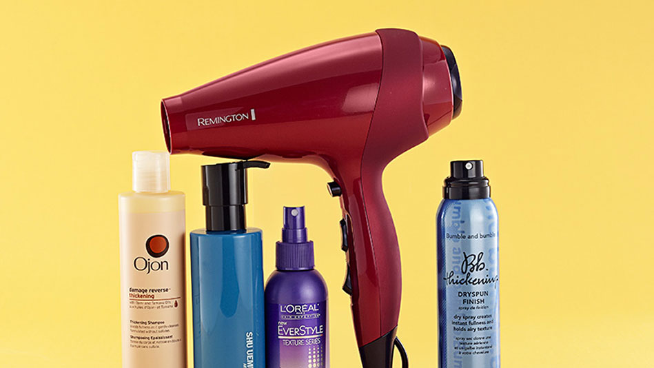 Fine and Flat Hair Best Products for Volume