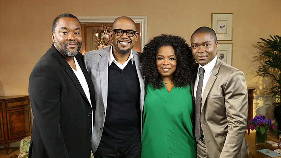 First Look: The Cast of <i>Lee Daniels' The Butler</i> on <i>Oprah's Next Chapter</i>
